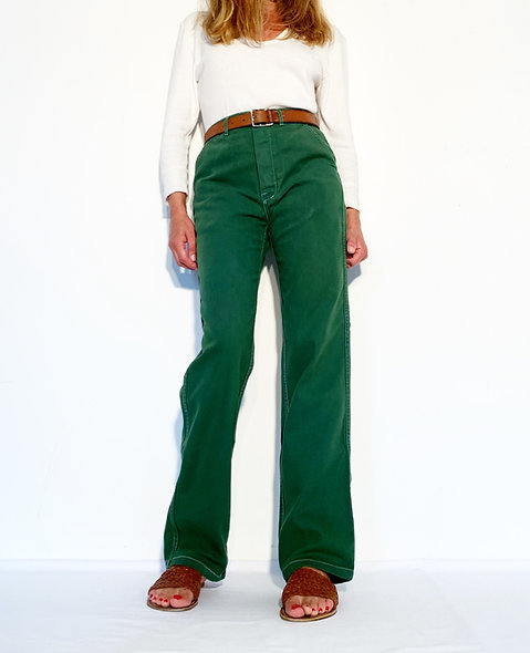 Wholesale Work Pant US Emerald