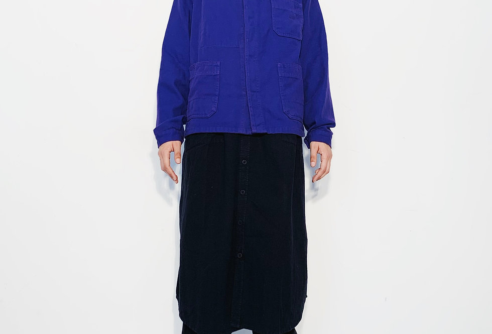 New Rola Coton Marbre Night Blue
