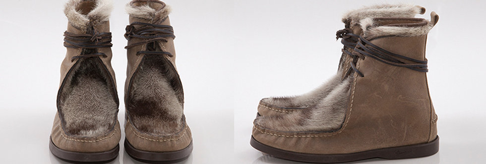 Indian Seal Boots Natural