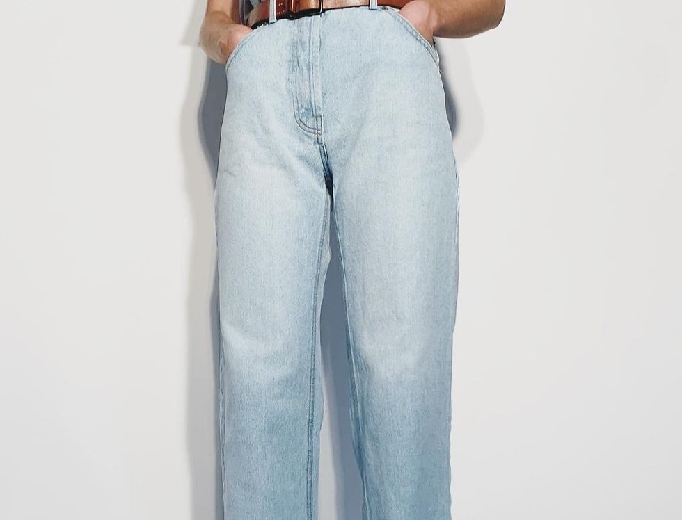 New 1960 American Jeans Light Blue