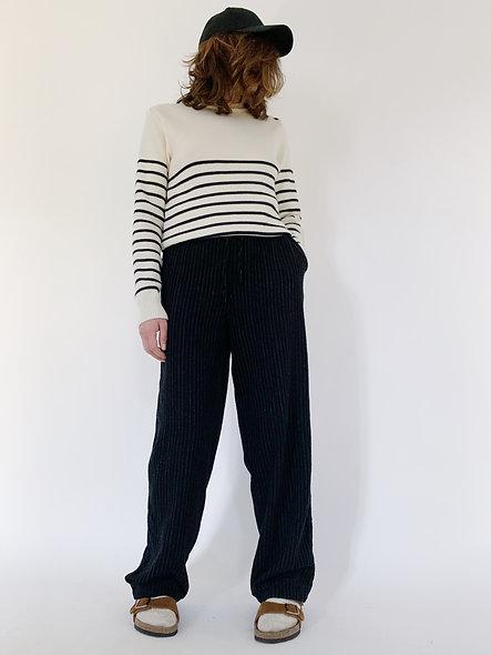 Pyjama Shepherd Noir