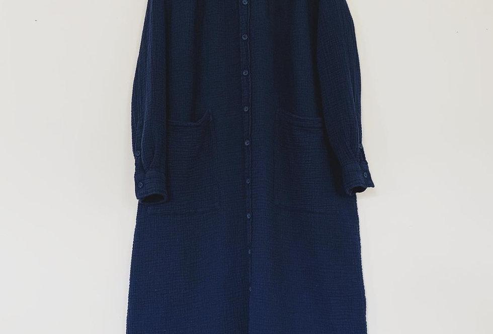 New Rola Crepon Bleu Jean