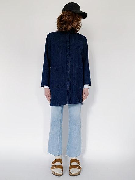 New Work Jeans Jacket Brut Marine