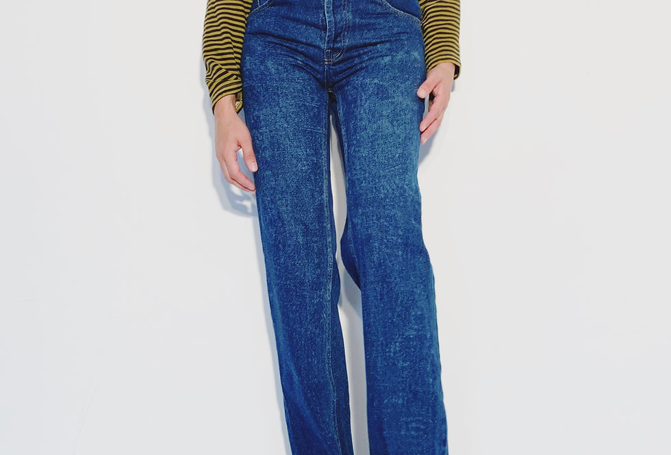 New 1960 American Jeans Blue Brut