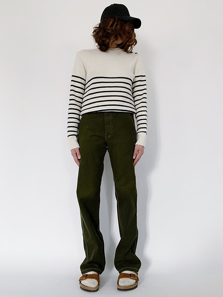 New Work Pant US. Scotish Green