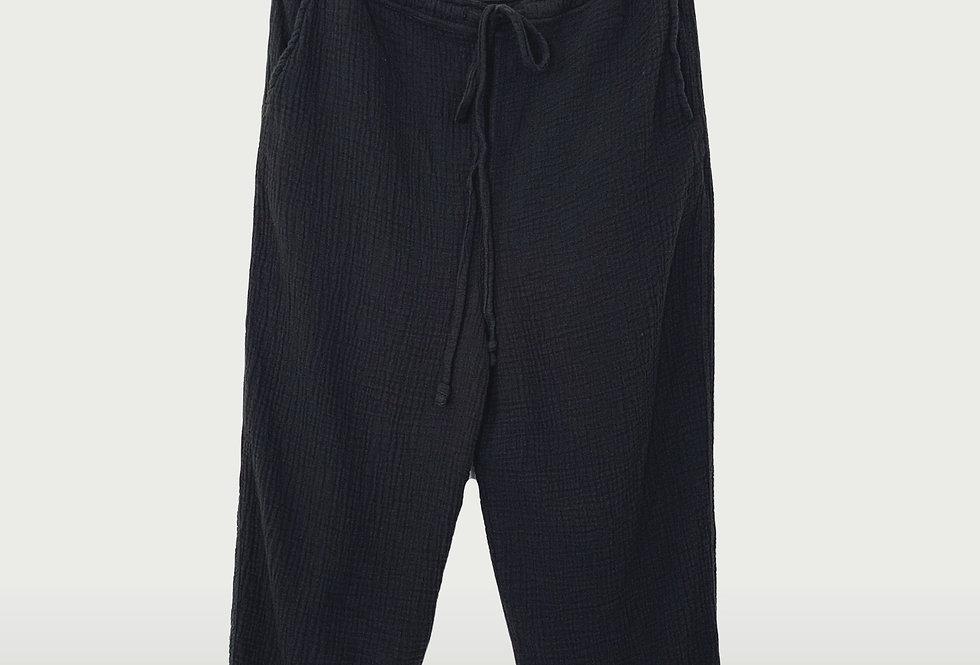 New Pyjama Crepon Charbon