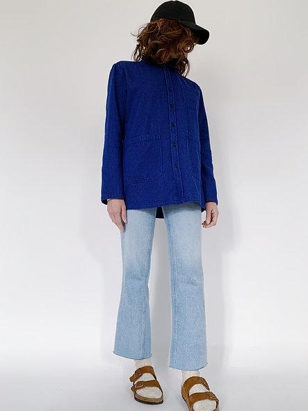 New Work Jeans Jacket Bleu Indigo