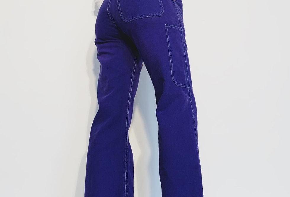 New Work Pant US Purple