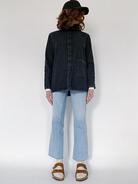 New Work Jeans Jacket Black Wash