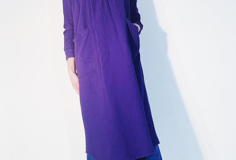 Maggy Crepon Purple
