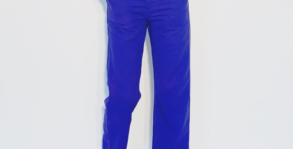 Wholesale Work Pant UK Royal Blue - Purple