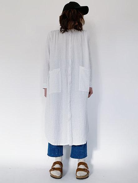 Rola Crepon Faded Blanc