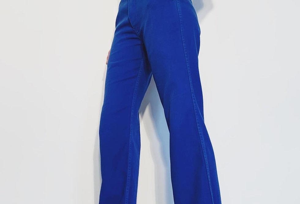 New Pant UK French Blue