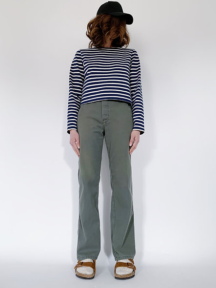New Work Pant UK. Gris Vert