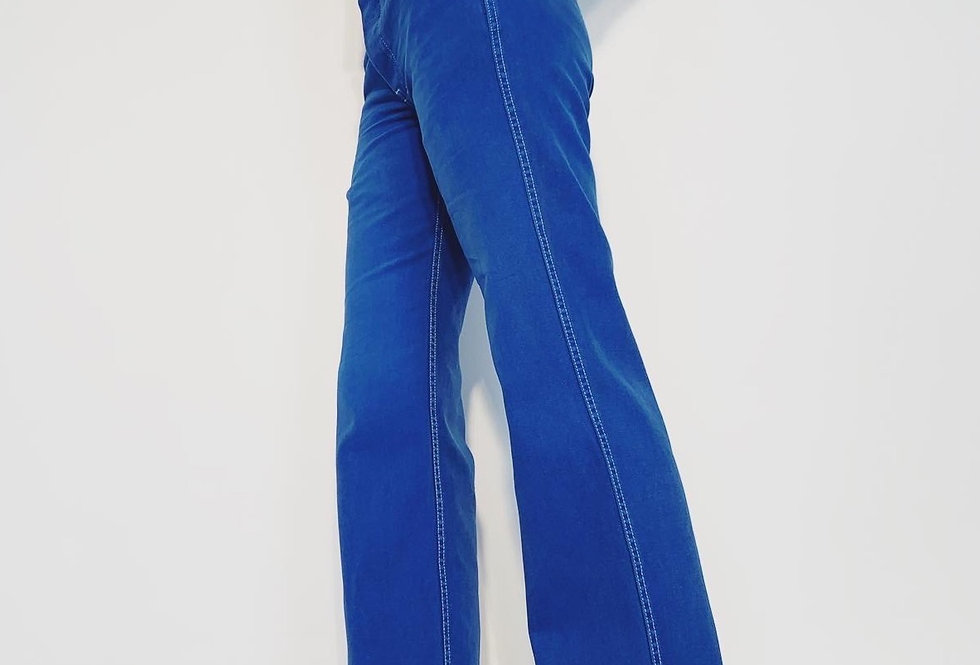 New Work Pant US Royal Blue