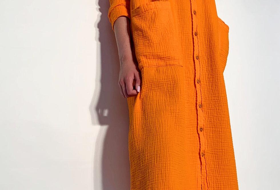 New Rola Crepon Orange