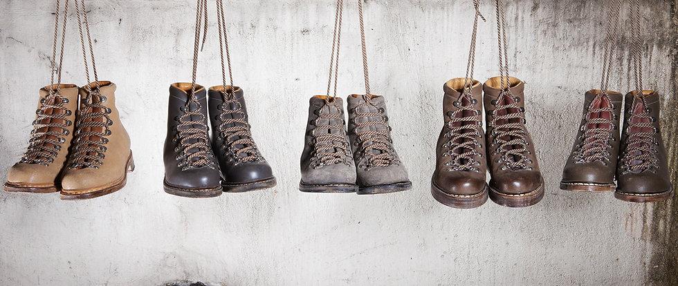 chaussures de montagne, chaussures de randonnée, chaussures vintage, chaussues militaires, cousu norvégien, cuir vintage, hiking boot, artisanat, vintage, brodequins armée, chaussures de luxe
