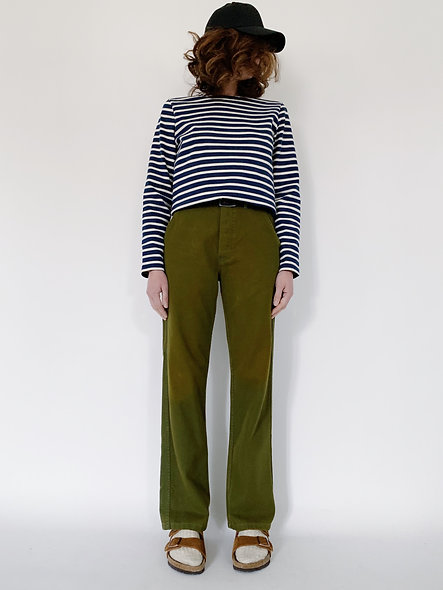 New Work Pant UK Grenouille
