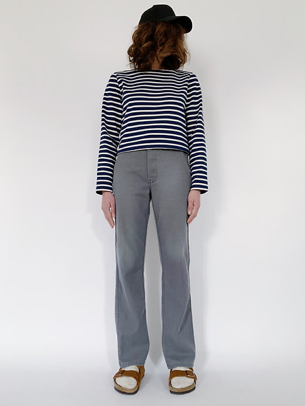 New Work Pant UK. Light Grey