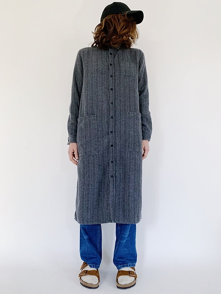 Shepherd Coat Gris