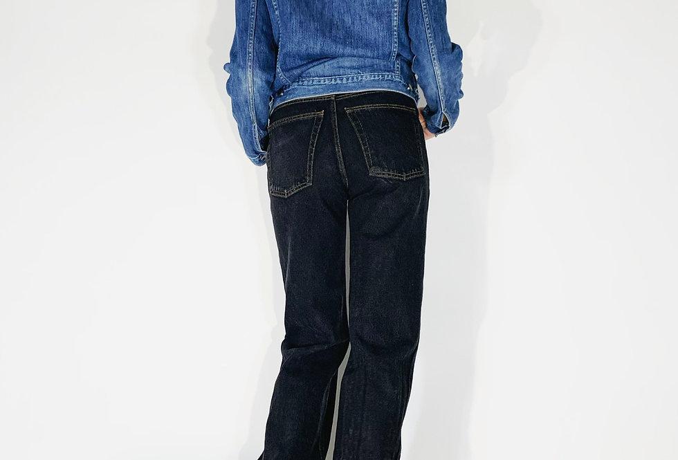 1960 American Jeans Black