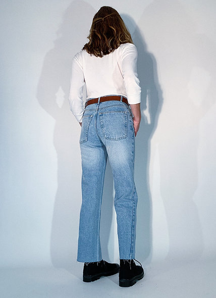 The Boyscout Jeans 60's Light Blue