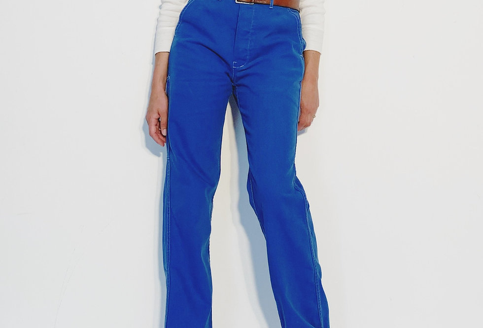 Work Pant UK Royal Blue
