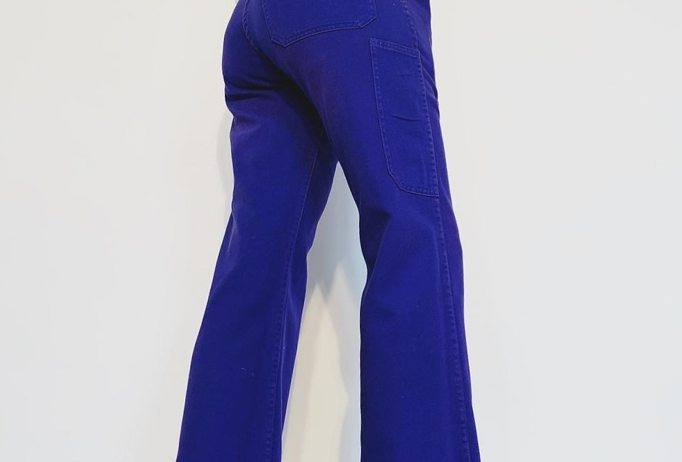 New Work Pant UK Pink Purple