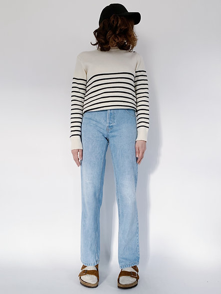 Copie de New American Jeans 1960 Bleach Blue