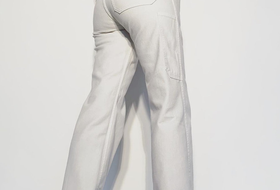 New Work Pant US Blanc Sale