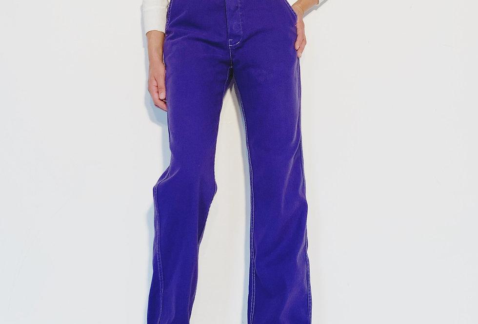 Wholesale Work Pant US Purple