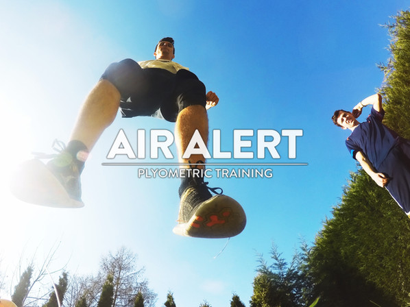 Air Alert - tréninkový program