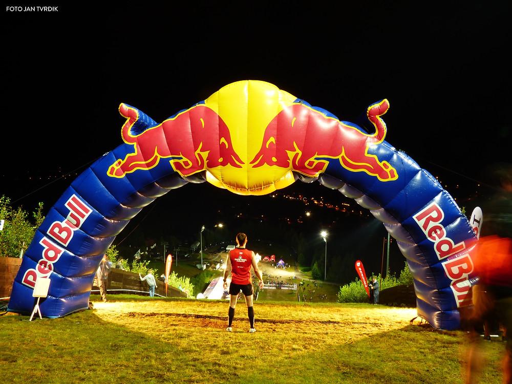 Red Bull 400 ... v cíli