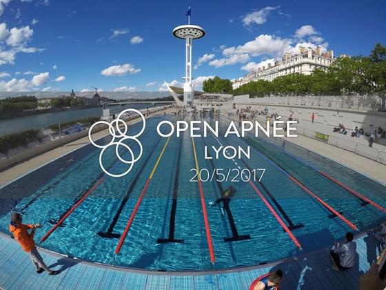 Open Apnée Lyon 2017