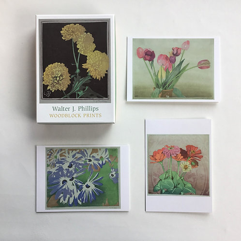 Notecards, Walter J. Phillips, Art Gallery of Greater Victoria