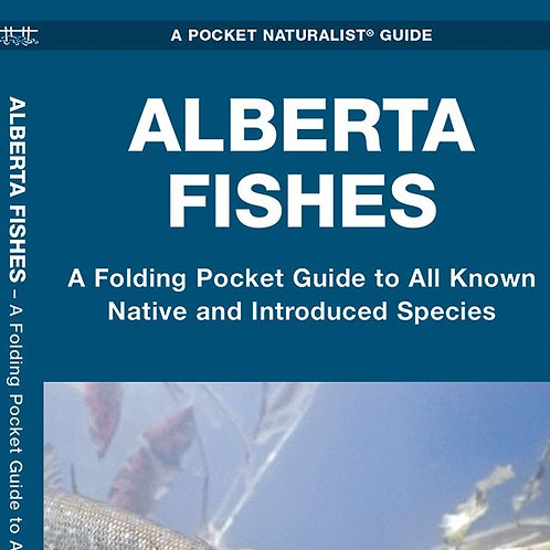 Pocket Guide, Alberta Fishes