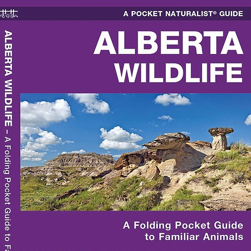 Pocket Guide, Alberta Wildlife
