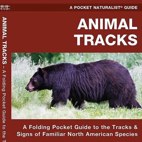 Pocket Guide, Animal Tracks of North American Species