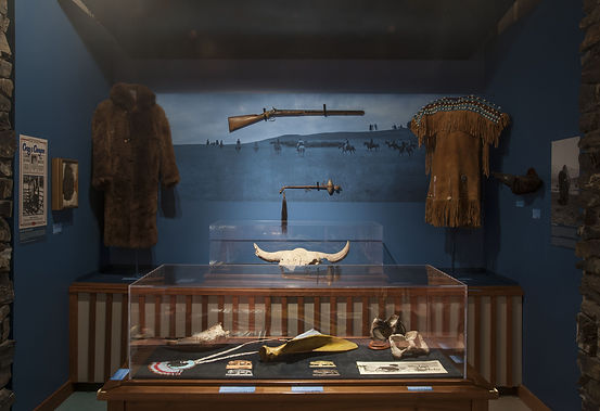 Indigenous Exhibition, Heritage Gallery.