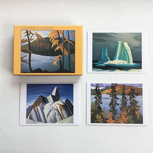 Notecards, Lawren Harris, McMichael Art Collection