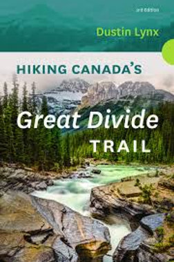 Guidebook, Hiking Canada's Great Divide Trail (3rd Edition)