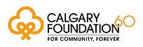 calgary foundation logo - 60 years LARGE