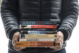 Banff Mountain Book Competition Longlist Finalists – Available Now!