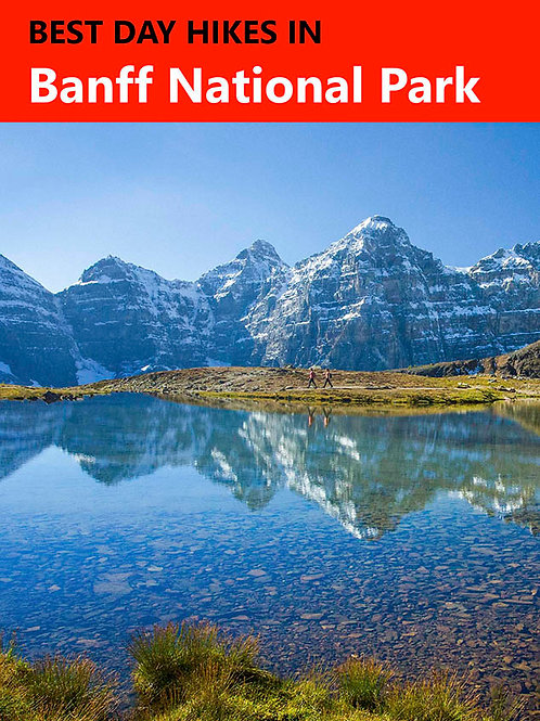 Guidebook, Best Day Hikes in Banff National Park