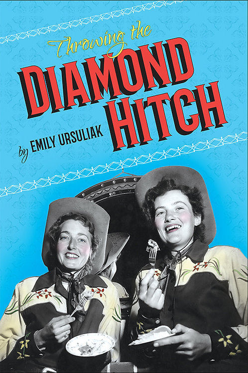 Book, Throwing the Diamond Hitch