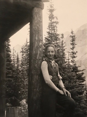 A Lover of Words and Storyteller: Jean Hembroff MacDonald