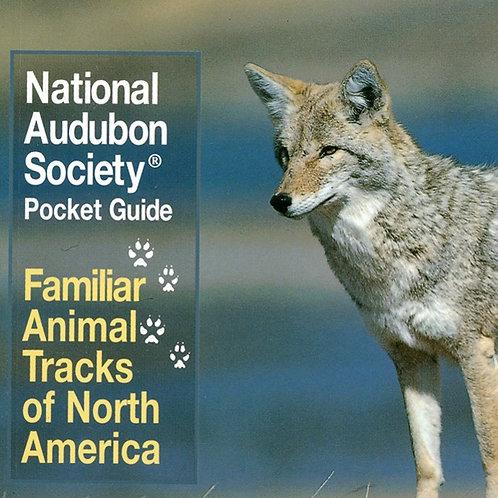Pocket Guide, Familiar Animal Tracks of North America