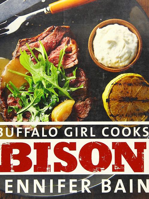Cookbook, Buffalo Girl Cooks Bison