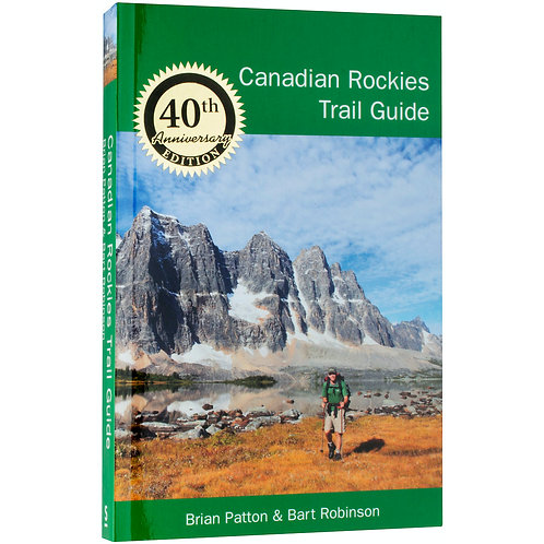 Guidebook, Canadian Rockies Trail Guide