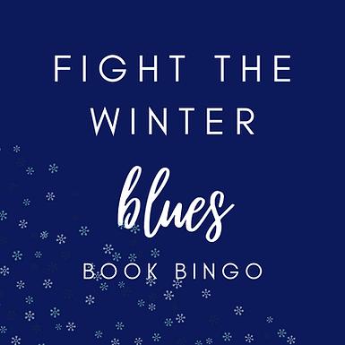 Fight the Winter Blues Book Bingo